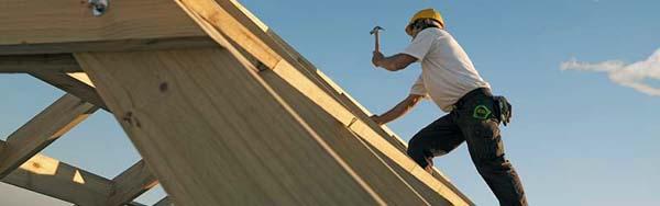 Строительные материалы для крыши.