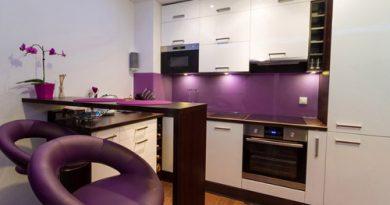 Кухни с барной стойкой 25 фото дизайн