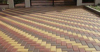 Укладка тротуарной плитки профессионалами