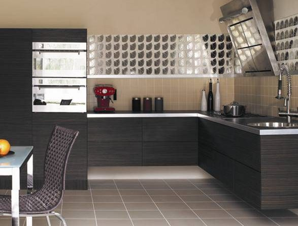 Плитка для кухни - 72 идеи для дизайна