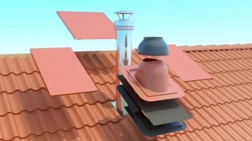Вентиляционные трубы монтаж своими руками