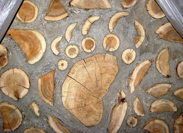 Глиночурка (Cordwood) - растущее направление в экостроительстве.