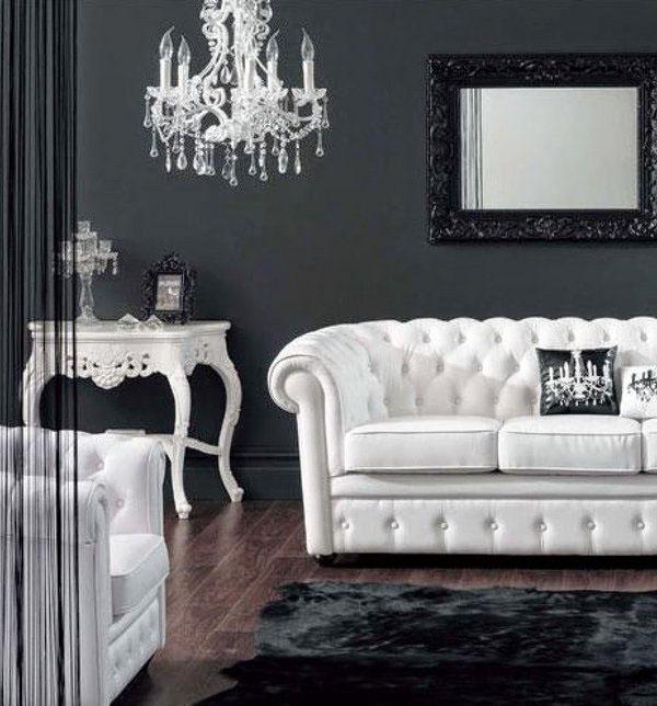 Минималистский диван для гостиной