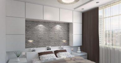 Идеи для небольших комнат - решения для хранения.