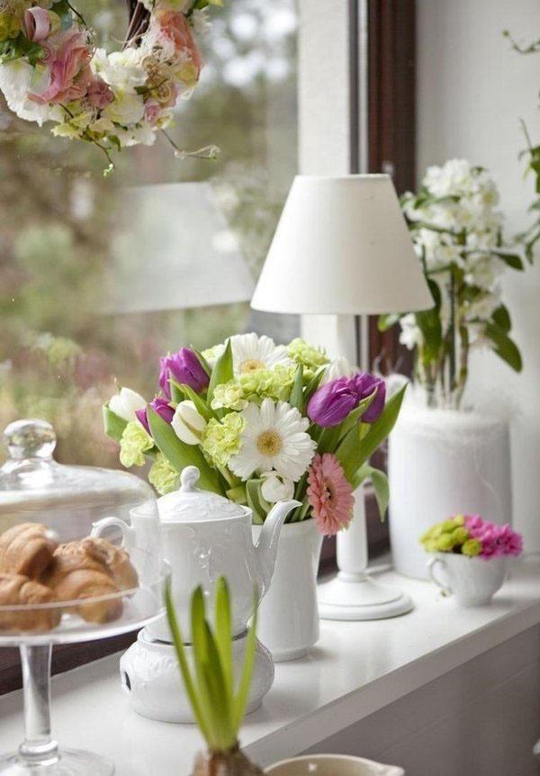 Сделайте постоянное праздничное настроение в доме.