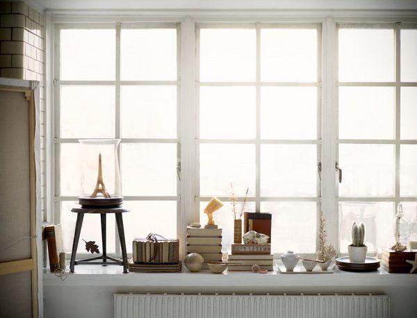 Креативные и художественные акценты в домашнем декоре.