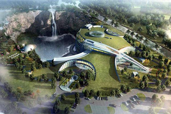 Планы дома под землей современные идеи архитектора экологического дома.