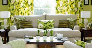 15 красивых идей для занавесок в гостиной и советы по их выбору