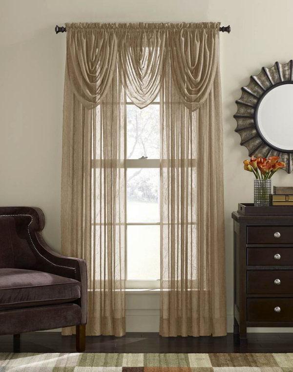Выберите шторы для гостиной - Важные советы