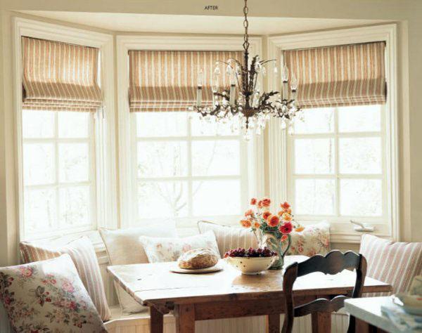 Интересные идеи для дизайна штор