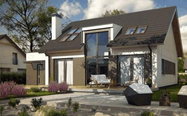 Строим дом из блоков своими руками