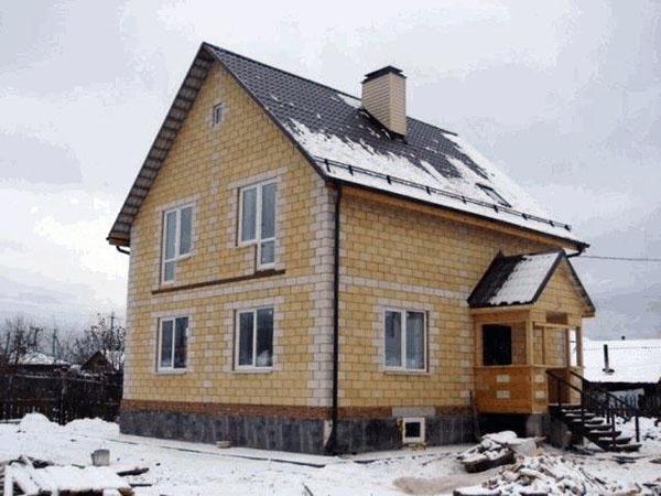 Строим дом из блоков своими руками: преимущества и недостатки технологии, подробная инструкция
