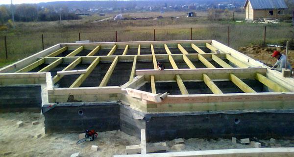 Важные моменты в строительстве фундамента