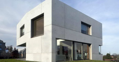 Дома из бетонных и железобетонных панелей
