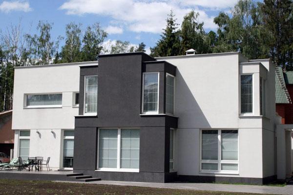 Как построить дом из монолитного железобетона?