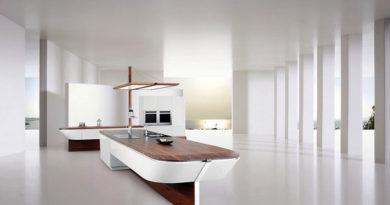 Удивительные кухни - дизайн интерьера с перспективой на будущее