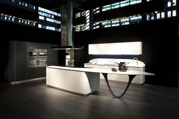 Удивительные кухни….