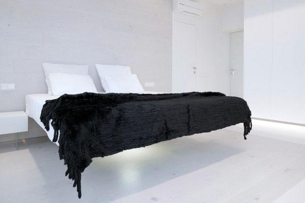 Идеи минимализма в постели
