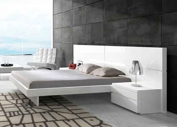 спальни в белом