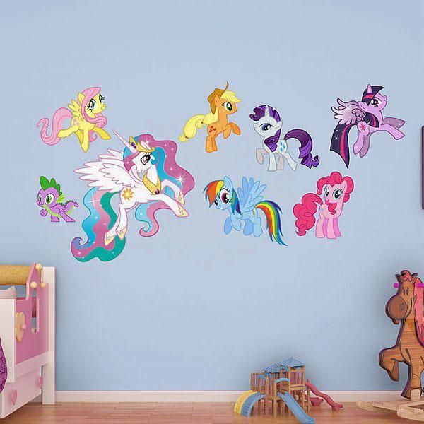 Наклейки для стены в детскую