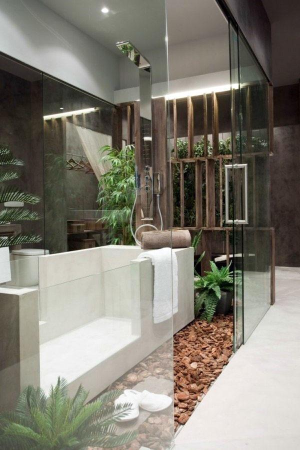 Интерьер сада впечатляющая гостиная интерьер дизайн.