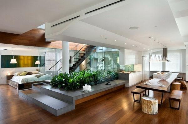 Удивительные идеи дизайна интерьера в саду - как выбрать растения.