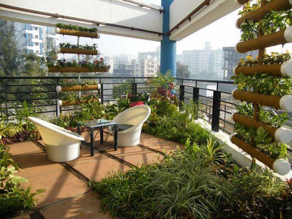 Висячий DIY плантатор красивый внутренний вертикальный сад