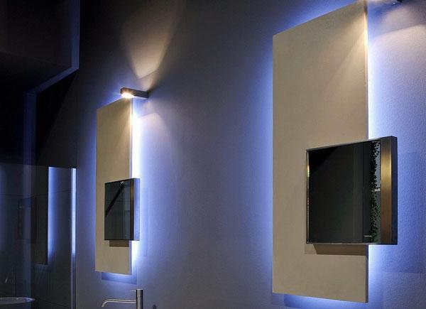 Элегантный дизайн ванной