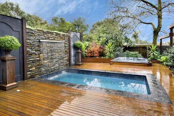 Уникальные идеи интересных бассейнов - недостатки.