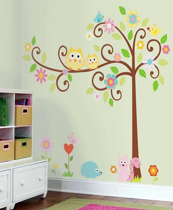 Милые росписи для детей.