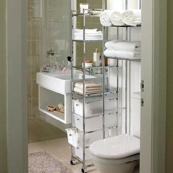 Творческая крошечная ванная комната идеи идеи угловая ванна