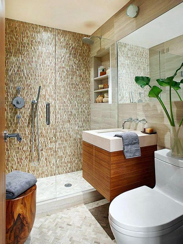 Зеркала для маленькой ванной.