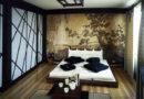 Спальня в японском и китайском стиле — идеи мебели и декора.