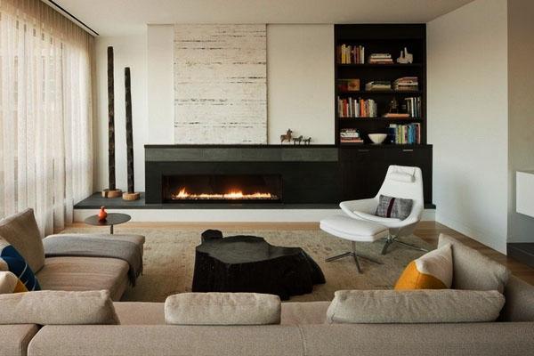 Дизайнерские идеи для небольшой гостиной