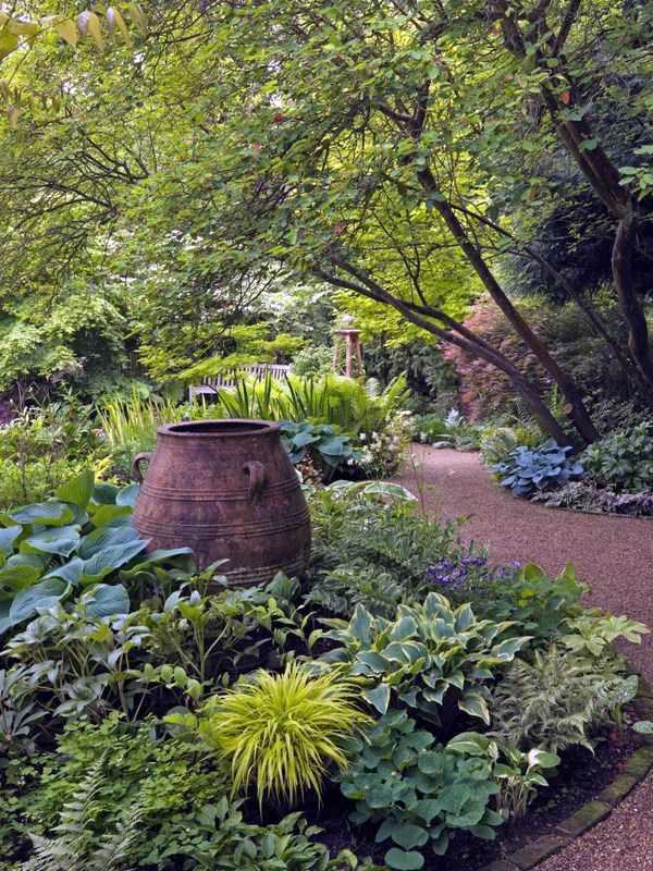 Что такое тенистый сад