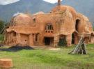 Дома из глины или типичные экодом из самана, фото и идеи для вдохновления.