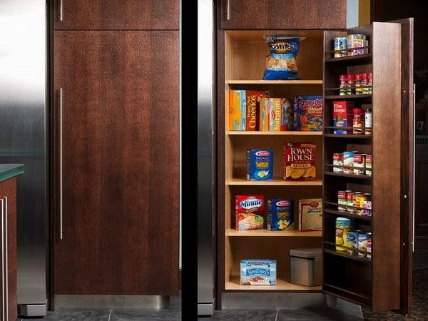 свободностоящая-кладовая-шкафы-кухня-хранения-идея-кухня-шкафы-идеи