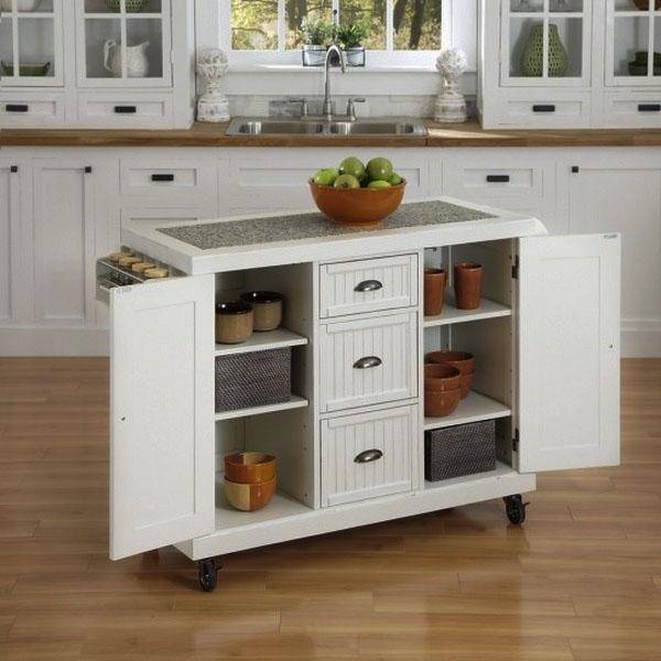 Дизайн кладовки портативный кухонный остров отдельно стоящие кладовые.