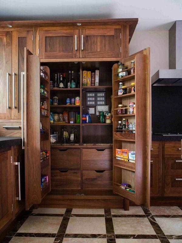 Кухня-кухня-идеи-фристайл-кладовая-шкаф-кладовая-организация