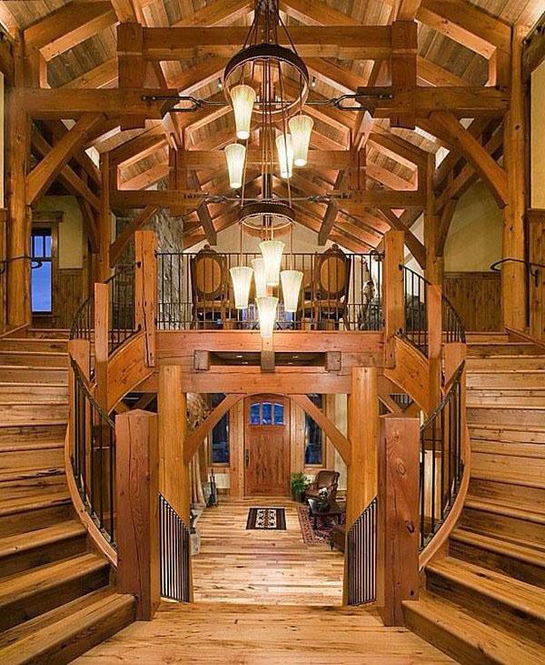 Деревянная мебель для дома, освещение и аксессуары