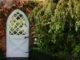 Садовые ворота — как выбрать правильно, материалы, фото.