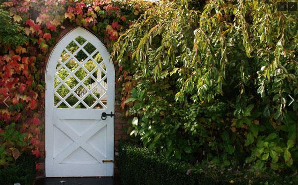 Как выбрать садовые ворота