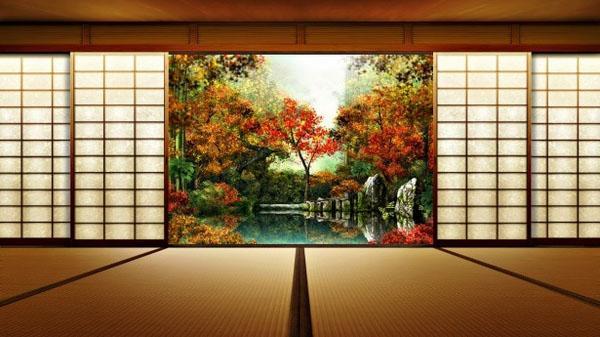 Японский минимализм в интерьерах