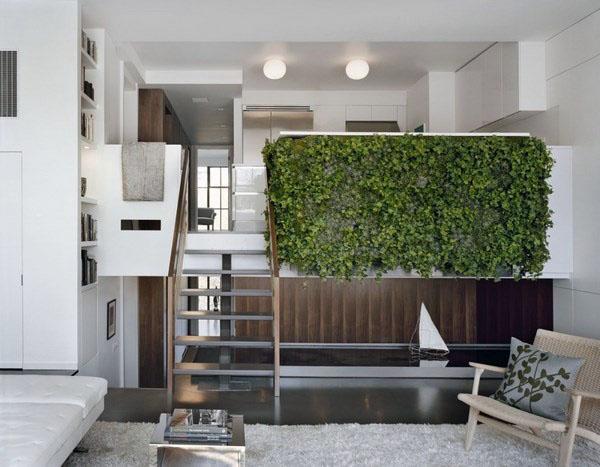 Дизайн вертикальных садов