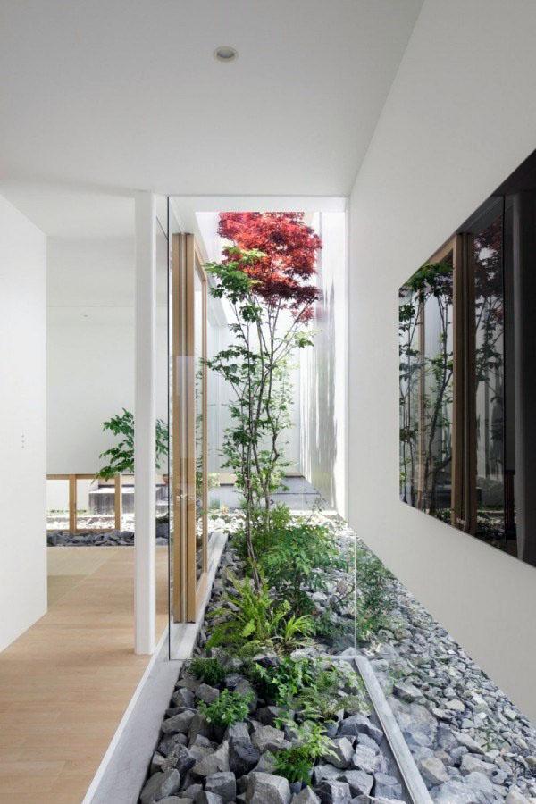 Дизайн крытого сада