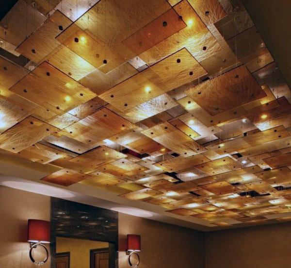 Роскошное бамбуковое покрытие