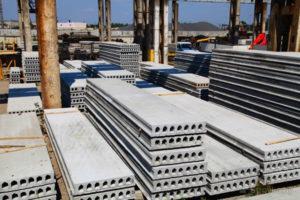 Железобетонные плиты перекрытия, технические характеристики, достоинства и недостатки.