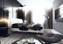 Спальня для холостяка — 40 стильных идей для.