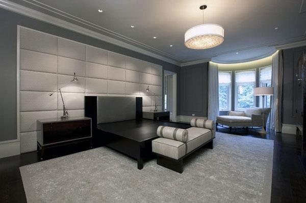 Дизайн спальни для холостяка