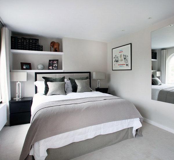 Как выбрать правильные предметы. для маленькой спальни